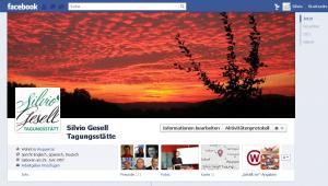 Silvio-Gesell-Tagungsstätte bei Facebook